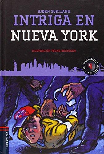 Intriga en Nueva York - Sortland, Bjørn