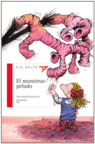 9788426364906: El Monstruo Peludo (Ala Delta: Serie Roja) (Spanish Edition)