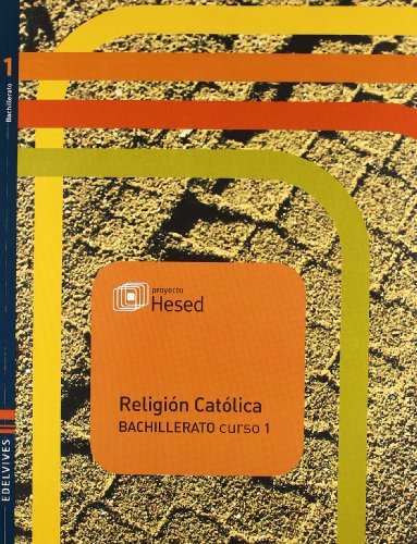 9788426366238: Religion 1 Bach.-Hesed