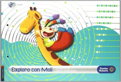 9788426366757: Exploro Con Moli 4-2