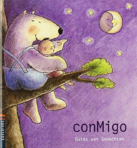 9788426367242: Conmigo (Edición bolsillo) (Mini Albumes (edelvives))