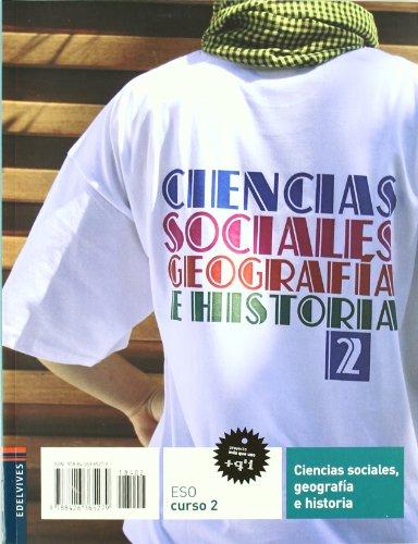9788426367426: Sociales 2º ESO (Andalucia) (+Q`1)