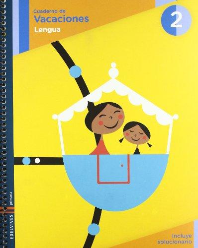 9788426369413: Lengua, 2 educación primarias. cuaderno de vacaciones - 9788426369413