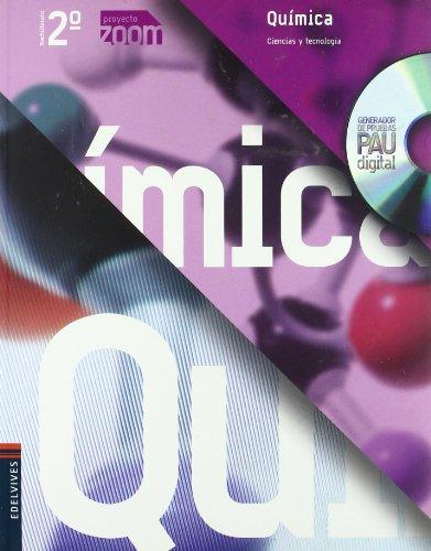9788426369574: Quimica 2º Bachillerato (Zoom) - 9788426369574