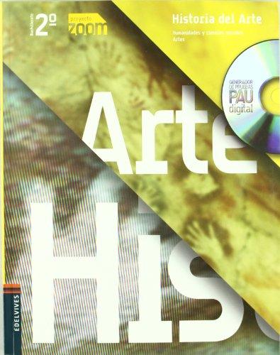 9788426369734: Historia del Arte 2º Bachillerato (Zoom) - 9788426369734