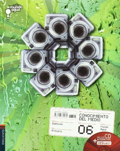 09).conocimiento 6o.prim.mundo agua+atlas - Gomez Giraldez, Mª Generosa Luz/Ferreiro Oliva, Joaquin