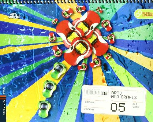 9788426370730: Arts And Crafts 5º Primaria (Plastica) (Art World) - 9788426370730
