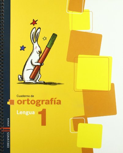 9788426371621: Cuaderno 1 de Ortografia (Lengua Primaria) - 9788426371621