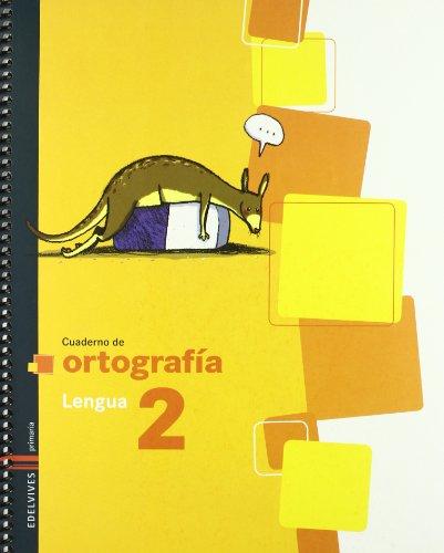 9788426371638: Cuaderno 2 de Ortografia (Lengua Primaria) - 9788426371638