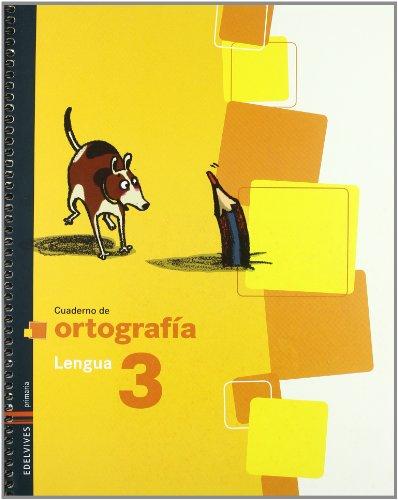 9788426371645: Cuaderno de ortografía (II) 3