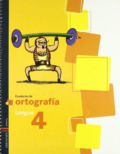 9788426371652: Cuaderno 4 de Ortografia (Lengua Primaria) - 9788426371652