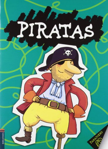 9788426372314: Piratas (Pasajuegos / Games) (Spanish Edition)
