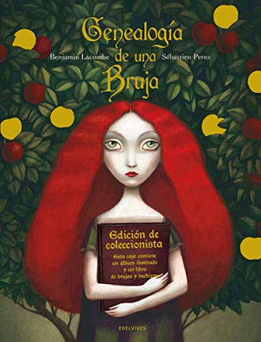 9788426372475: Genealogia de una bruja (Albumes) (Spanish Edition)