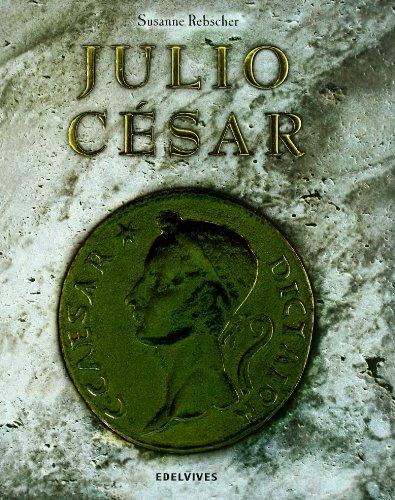 9788426372550: Julio Cesar (Libros Moviles (edelvives))