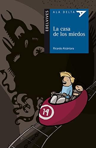 La casa de los miedos: Ricardo Alcántara