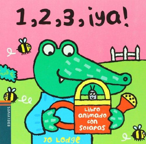9788426372789: 1, 2, 3, ya! (Spanish Edition)