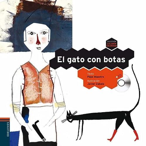 9788426373854: El gato con botas / The Cat with Boots (Colorin Colorado / Happily Ever After) (Spanish Edition)