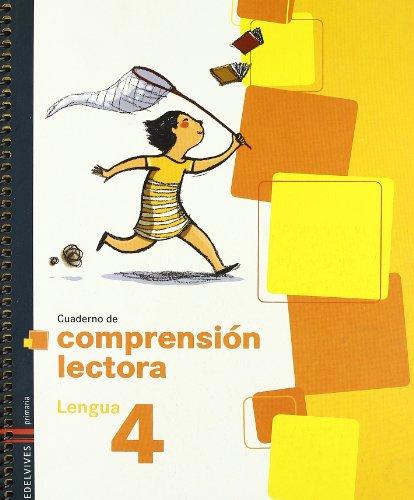 9788426373915: Cuaderno 4 de Comprension Lectora (Lengua Primaria) - 9788426373915