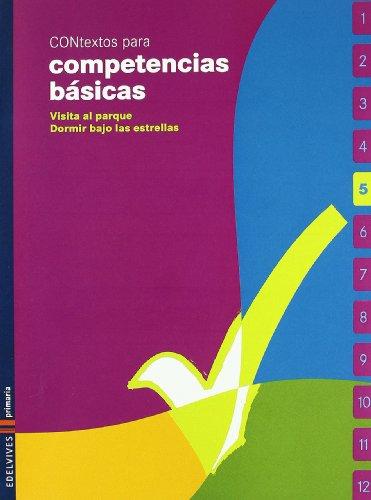 9788426373984: Cuaderno 5 para Competencias Basicas Primaria - 9788426373984