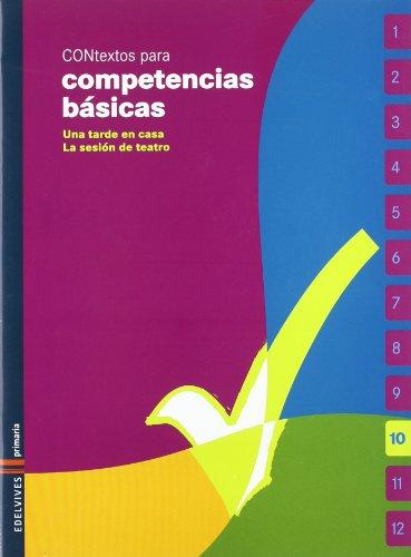 9788426374035: Cuaderno 10 (Contextos Competencias Basicas Primaria) - 9788426374035