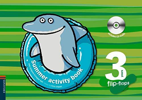9788426375131: 3 Years Flip-Flops (Summer Activity book)