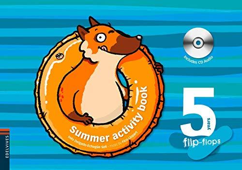 9788426375155: 5 Years Flip-Flops (Summer Activity book)