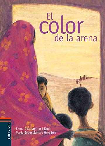 9788426377159: El color de la arena / The Color of the Sand (Spanish Edition)