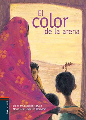 9788426377159: El Color de la arena (Edicion Bolsillo) (Mini Albumes (edelvives))