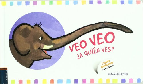 9788426377425: Veo, veo A quien ves? / Peek and Find (Spanish Edition)