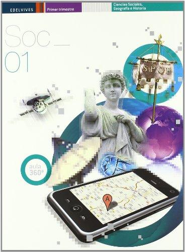 9788426378132: Ciencias Sociales 1§ ESO (Geograf¡a e Historia)