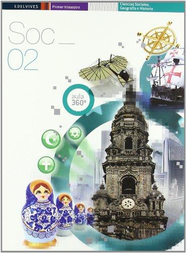 9788426378378: Ciencias Sociales 2º ESO (Geografia e Historia)