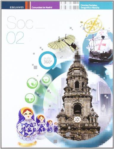 9788426378392: Ciencias Sociales 2º ESO (Comunidad de Madrid)