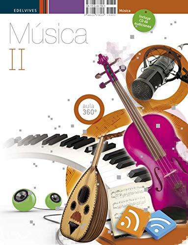 9788426378569: Musica II 3º ESO + CD de audiciones (Aula 360º)