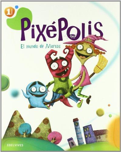 9788426379436: Lengua 1º Primaria (Pauta) (Pixepolis) - 9788426379436
