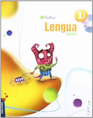 9788426379443: Lengua 1º Primaria (Cuadricula) (Pixépolis) - 9788426379443