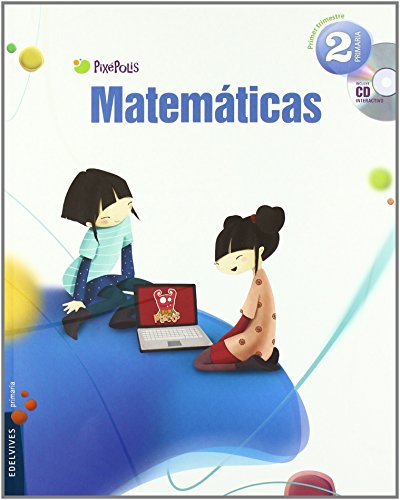 9788426379801: Matematicas 2º Primaria (Pixépolis) - 9788426379801