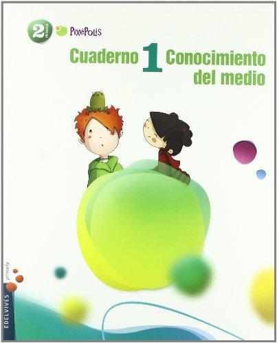 9788426379924: Cuaderno 1 Conocimiento del Medio 2§ Primaria