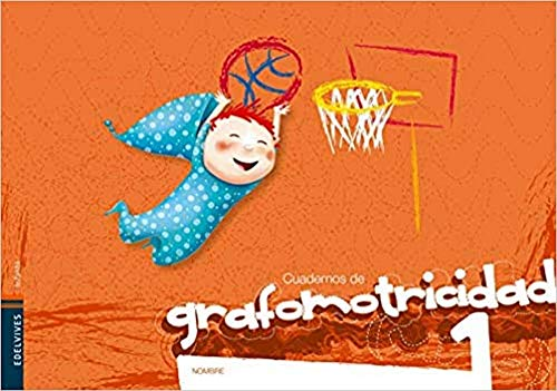 9788426380159: 1: Cuadernos de grafomotricidad / Graphomotor Workbooks (Spanish Edition)