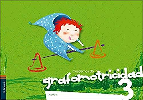 9788426380173: Cuaderno 3 de Grafomotricidad