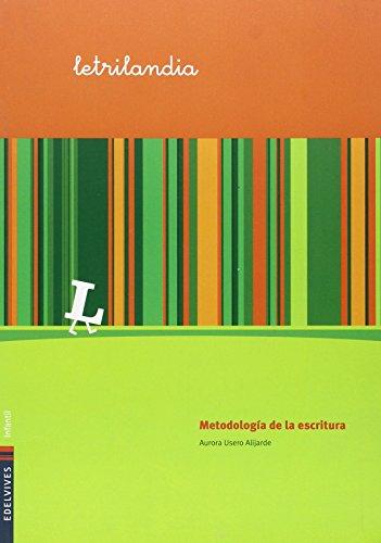 9788426380234: METODO ESCRITURA.LETRILANDIA (INFANTIL)