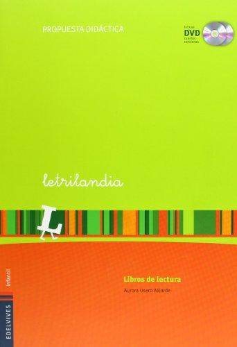 9788426380302: Letrilandia (Libro de Lectura) Infantil (Propuesta didactica)