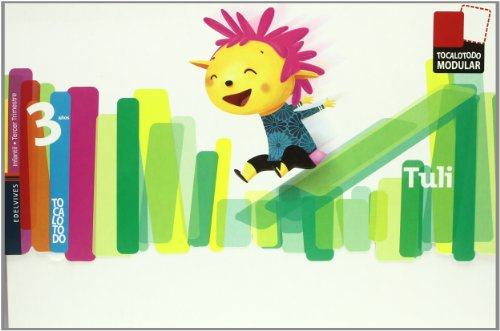 9788426381293: Infantil 3 años (Tercer Trimestre) (Tocalotodo Modular)