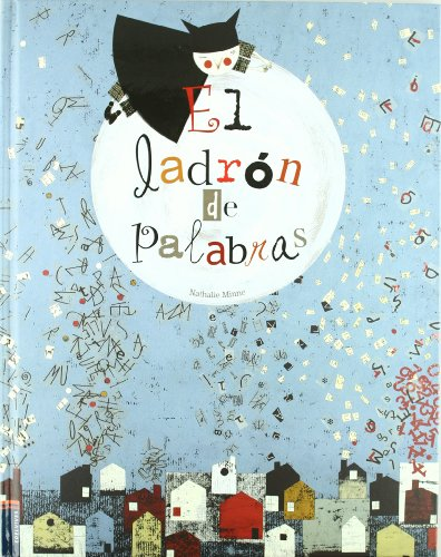 9788426381491: El ladron de palabras / The Thief of Words (Album) (Spanish Edition)