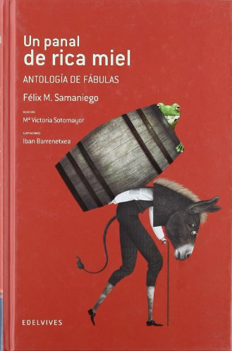 9788426381637: Un panal de rica miel / A Honeycomb of Tasty Honey: Antologia de fabulas / Anthology of Fables