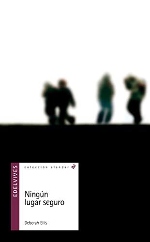 9788426381644: Ningun lugar seguro / No Safe Place (Alandar) (Spanish Edition)