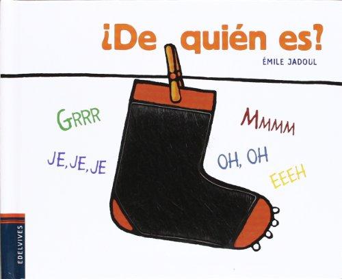 9788426382610: De quien es? / Who's this? (Texturas / Textures) (Spanish Edition)