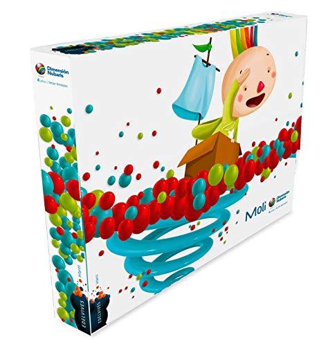 Dimensión Nubaris, Moli, Educación Infantil, 4 años. 3 trimestre (Paperback): Manuela . . . [et al....