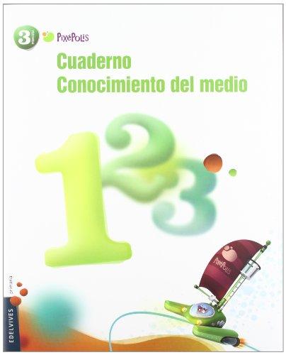 9788426382986: Cuaderno 1 Conocimiento del Medio 3º Primaria