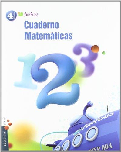 9788426383280: Cuaderno 2 de Matematicas 4º Primaria