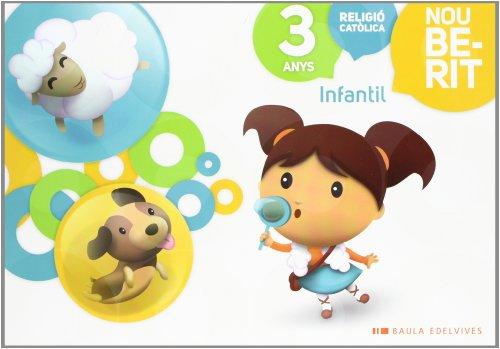 9788426383600: (VAL).(12).NOU BERIT 3 ANYS RELIGIO.(EDUCACIO INFANTIL)
